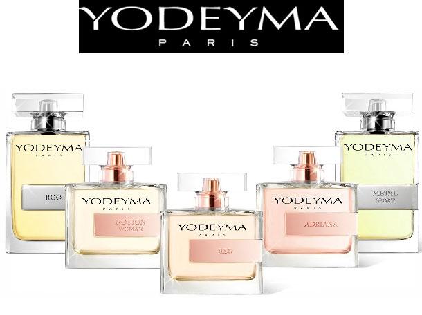 Yodeyma perfumy
